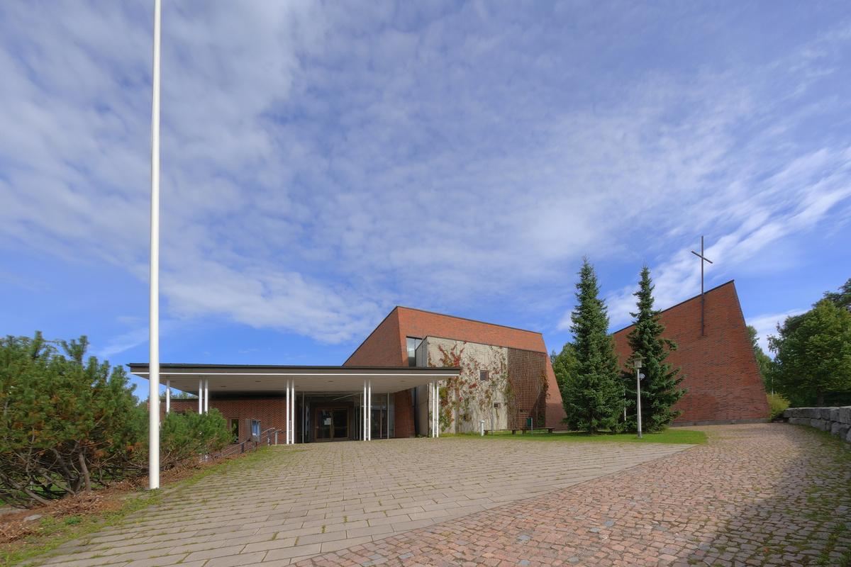 Mukkulan kirkko