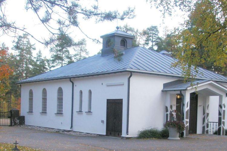Mustankallion kappeli