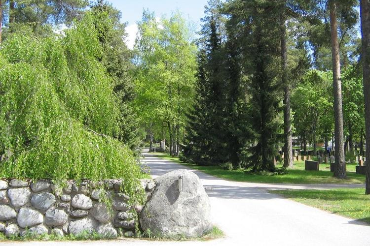 Levon hautausmaa