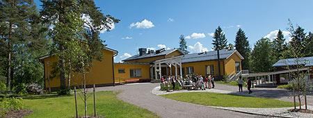 Luomaniemen toimintakeskus