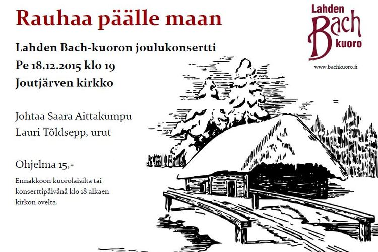 kirkko suomessa Lahti
