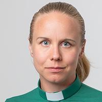 Anne-Mari Andersson, virkavapaalla 8.2.2022 asti